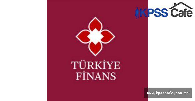Türkiye Finans Engelli Personel Alım İlanı