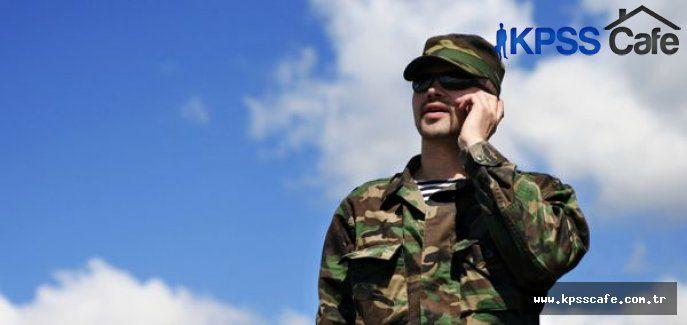 Askere Cep Telefonu Dışında Uygulamalar Geliyor