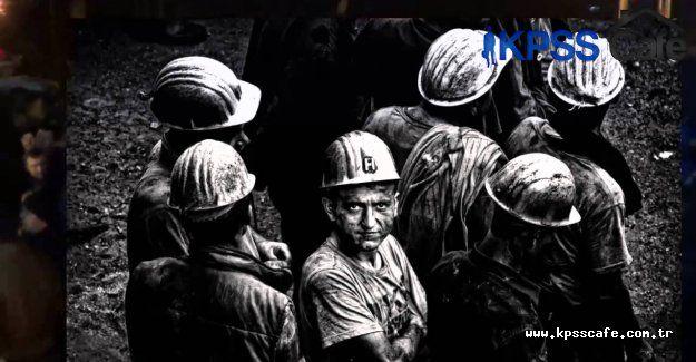 Madencilere Sigortalama Zorunluluğu Geldi