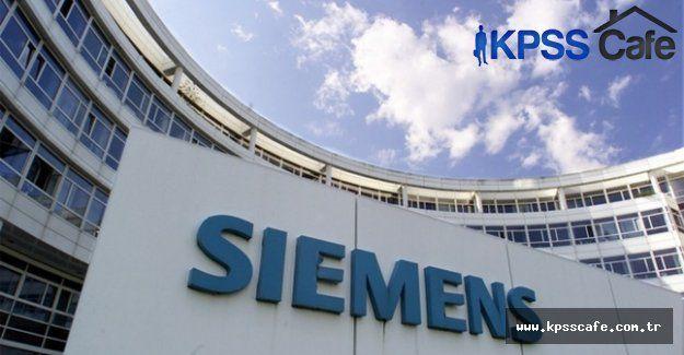 Alman devi Siemens 4500 kişiyi kapının önüne koyacak