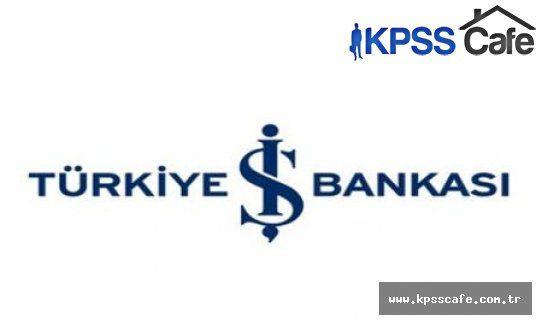 İş Bankası Memur Alım Sınavı - Son Başvuru: 20 Mayıs 2015