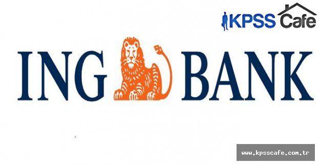ING Bank Bireysel Satış Yöneticisi Alımı