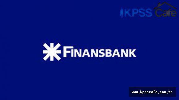 Finansbank En Az Lise Mezunu Satış Temsilcisi Alımı