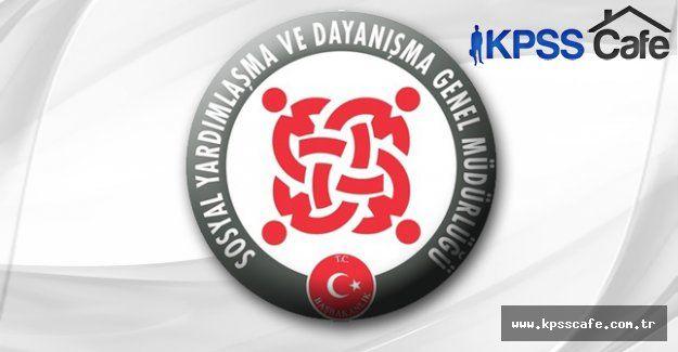 Ankara Kızılcahamam SYDV Personel Alacak