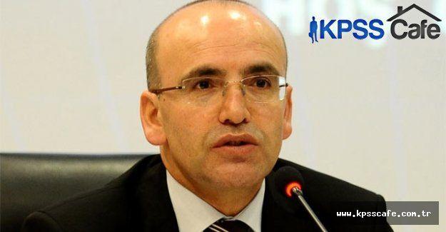 Mehmet Şimşek:Her mezun kamuya girecek diye birşey yok