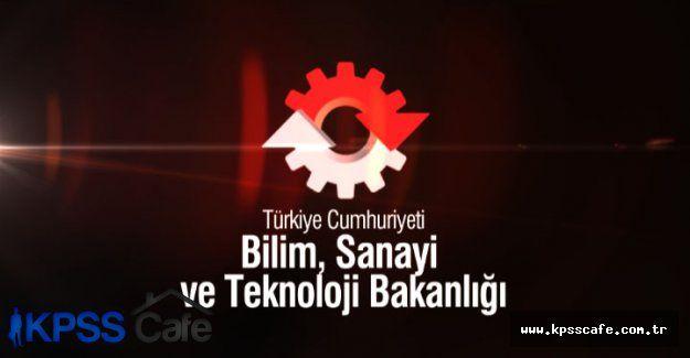 Bilim Sanayi ve Teknoloji Bakanlığı Müfettiş Yardımcısı Alacak
