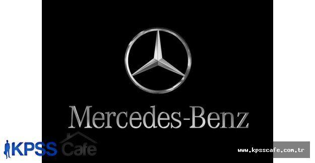 Üniversite Öğrencileri İçin Mercedes Benz Firmasında Staj İmkanı