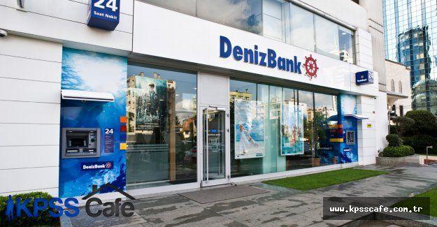 Denizbank Bireysel Satış Yöneticisi Alım İlanı
