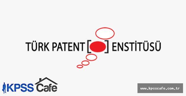 TPE Patent Uzman Yardımcısı Alacak