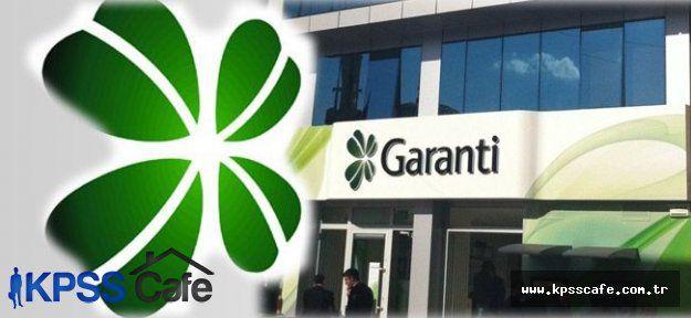 Garanti Bankası Önlisans Mezunu Ya da Öğrenci İletişim Asistanı Alımı