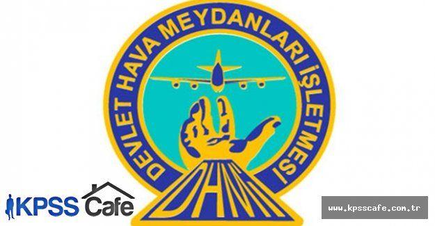 2021 DHMİ Asistan Hava Trafik Kontrolorü Alımı