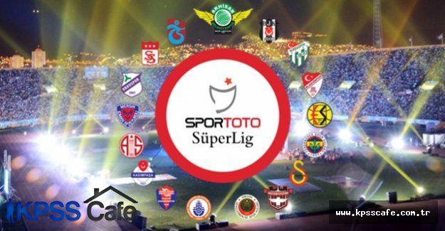 Süper Toto Süper Lig'in Avrupa Yolcuları Belli Oldu