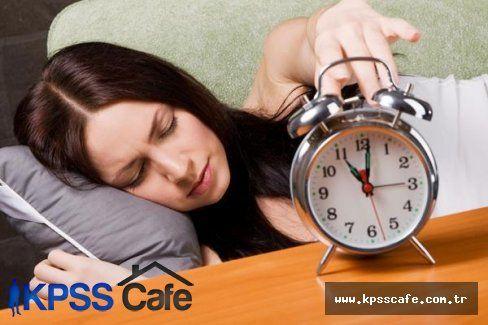 Uyku Eksikliği Olanlar Biyolojik Yaşlanmaya Başlamış Demektir