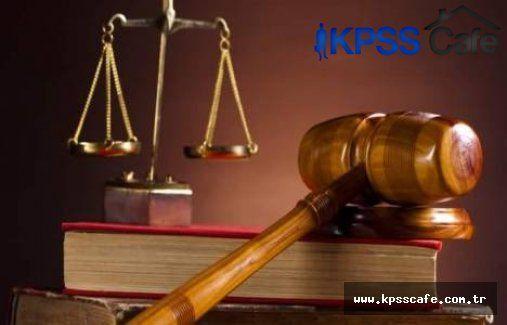 Adli yargı hakim ve savcı adaylığı mülakat sonuçları