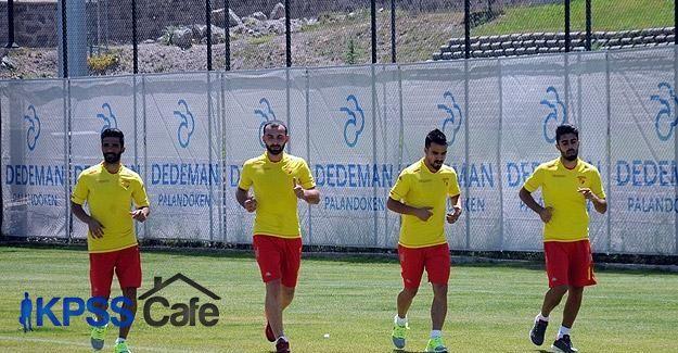 Göztepe'de hedef Süper Lig