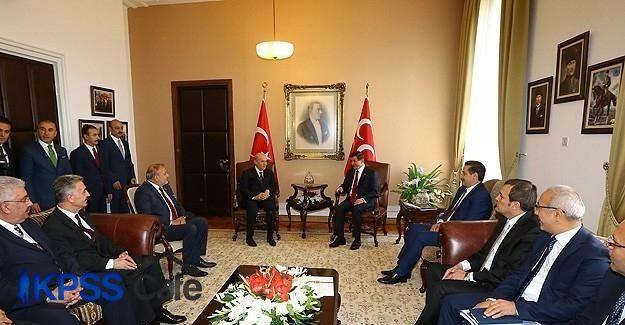 Hükümet kurma sürecinde MHP'nin tavrı