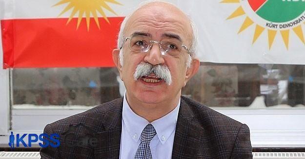 'PKK silahlı güçlerini yurt dışına çıkarmalı'