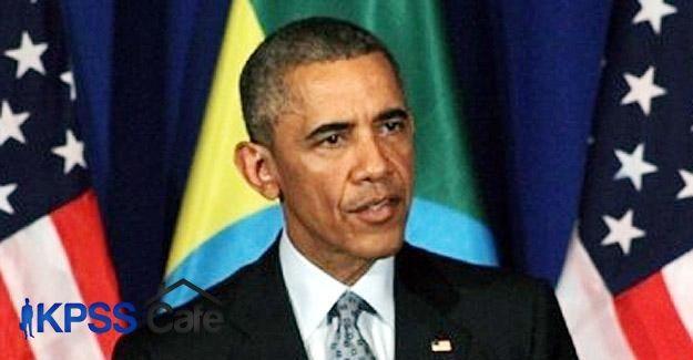 Obama'dan Sisi'ye destek mektubu