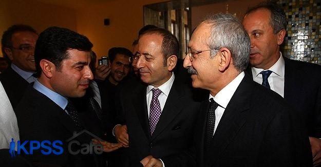 Kılıçdaroğlu Demirtaş ile bir araya gelecek