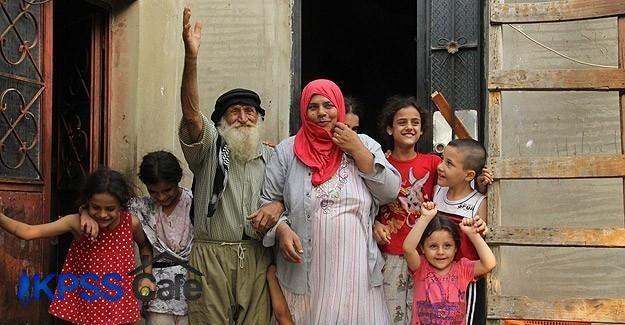 Lübnan'ın asırlık çınarı 117'nci yaşına bastı