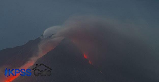 40 bin turist 'yanardağ mağduru' oldu