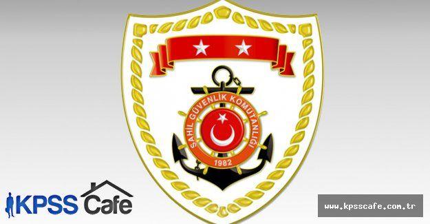 Sahil Güvenlik Komutanlığı İşçi Alacak