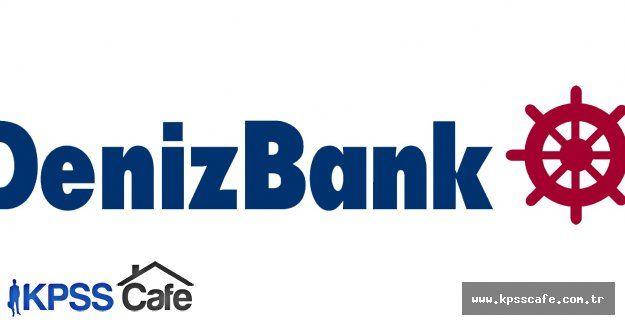 Denizbank 2015 Personel Alım İlanları