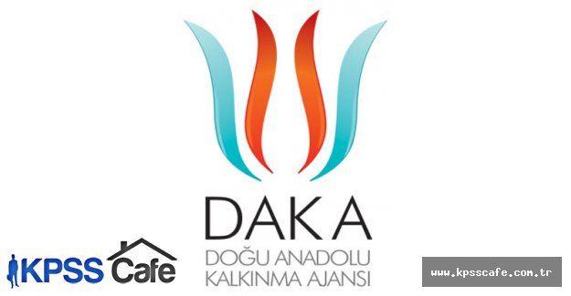 Doğu Anadolu Kalkınma Ajansı 2015 Personel Alım Başvurusu