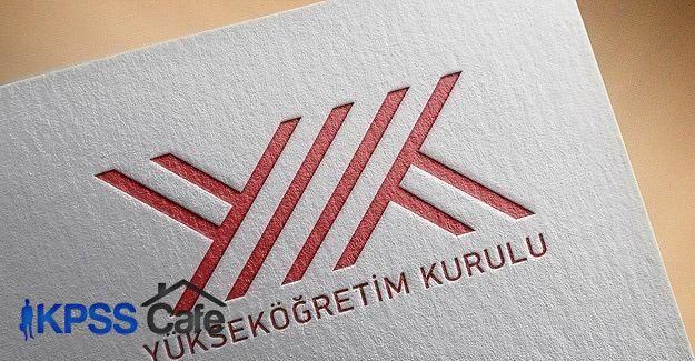 YÖK'ten 'ÖYP' açıklaması