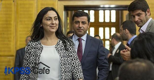HDP ve Demirtaş'ın PKK terörü ile imtihanı