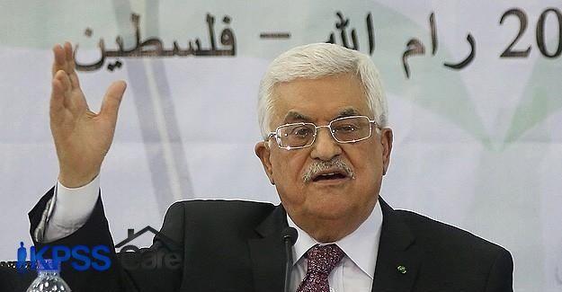 İsrail Abbas'a 'Hamas'la müzakere yok' güvencesi vermiş
