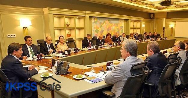 AK Parti istikşafi görüşmeleri değerlendirecek