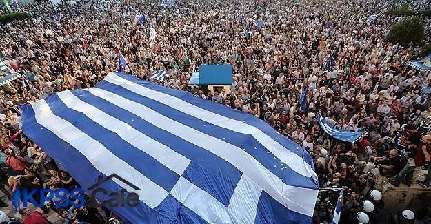 Yunanistan nihai anlaşmaya hazır