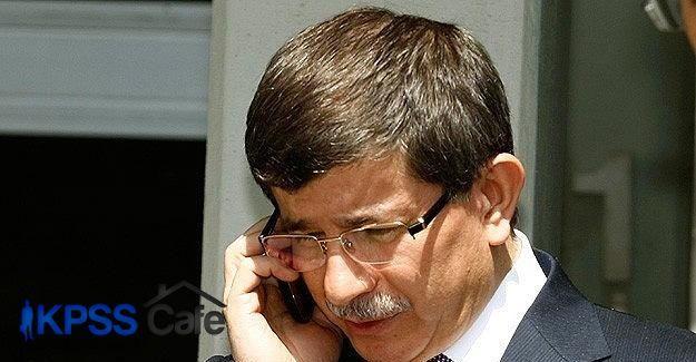 Başbakan Davutoğlu'ndan Demir'e