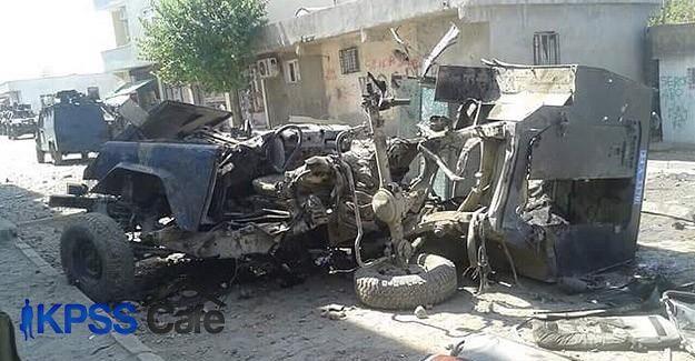 Şırnak'ta polise ve askere saldırı: 5 şehit