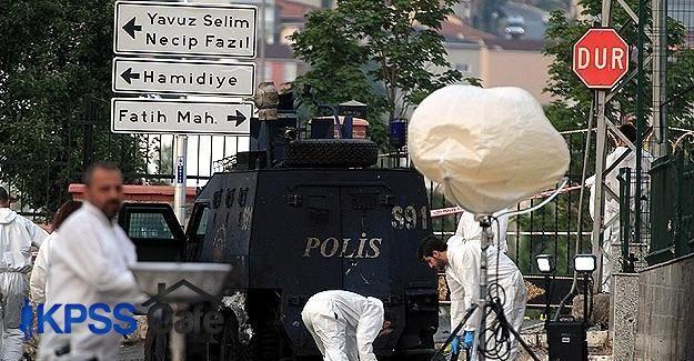 Polis merkezine saldırıyla ilgili 3 kişi gözaltında