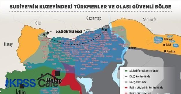 Suriyeli muhaliflerden 'güvenli bölge'ye destek