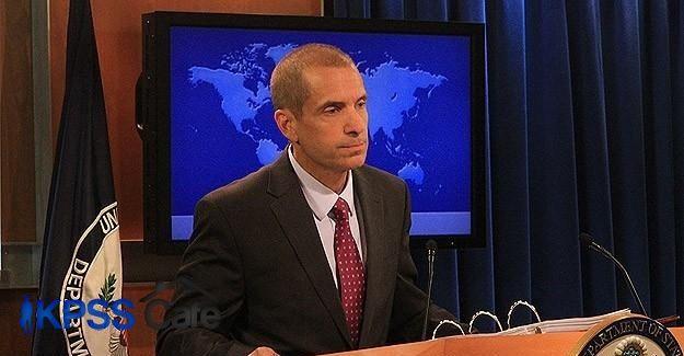 ABD sözcüsünden 'güvenli bölge' açıklaması
