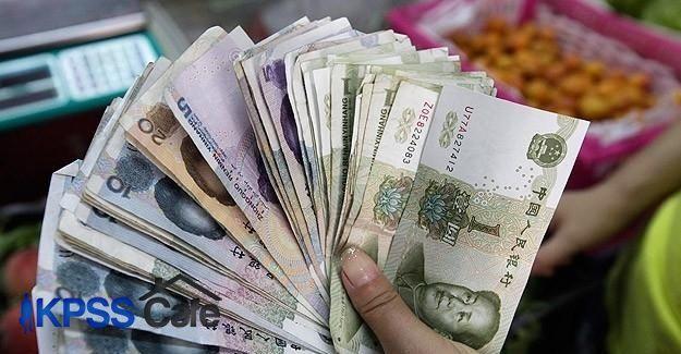 'Yuan devalüasyonu borsalardaki düşüşe bir reaksiyon'