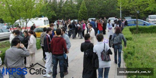 Yurt Seçiminde Öğrencilerin Önceliği ''Sosyal Alan''