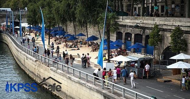 Paris'te Tel Aviv'e izin var Gazze'ye yok