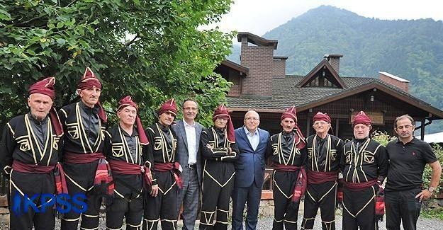 'Macahel Yaşlılar Korosu'na UNESCO tescili
