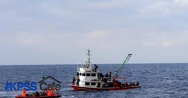 Akdeniz'de yeni bir göçmen trajedisi