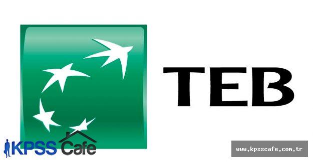 TEB Eleman Personel Memur Alım İlanları 2015