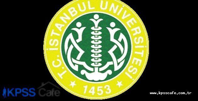İstanbul Üniversitesi KPSS 55 Puanla Personel Alacak