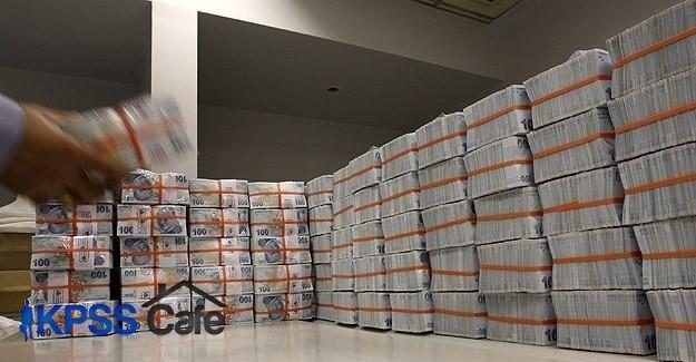Milyonerlerin bankadaki parası 550 milyar lirayı geçti