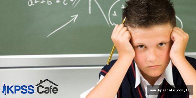 Çocuklar Öğretmenden Dolayı Öğrenmeyi Sevmiyor