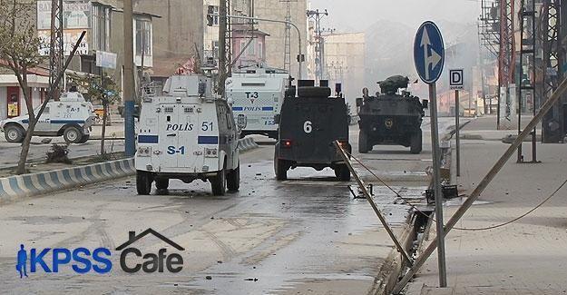 Diyarbakır'da bazı alanlar özel güvenlik bölgesi ilan edildi