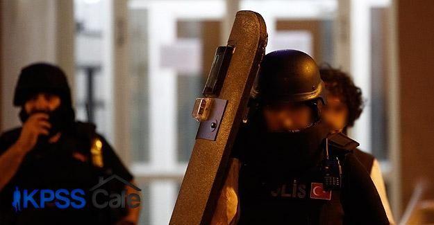 Ankara merkezli terör örgütü operasyonunda 2 tutuklama
