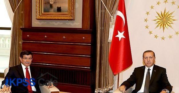 Davutoğlu hükümeti kurma görevini iade edecek